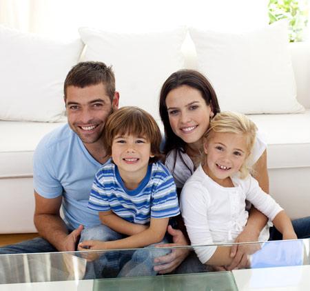 Assicurazione famiglia espatriata