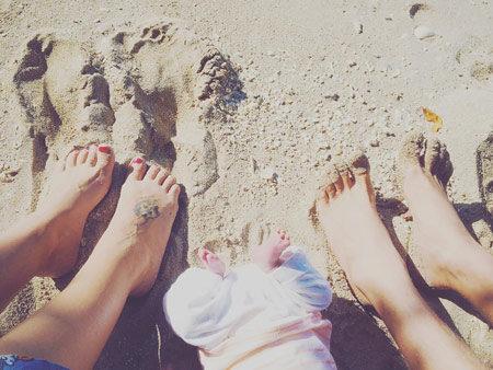 Seguro de vacaciones en la playa