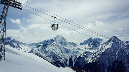 cabinovia-ski