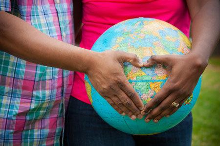 alrededor del mundo