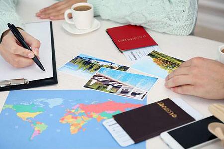 Visado o Pasaporte - Seguro de Viaje